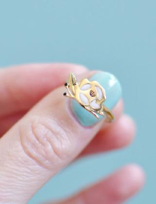 Une jolie marque de bijoux fantaisie de qualité: Grizzly Chéri - Sur le blog Birds & Bicycles