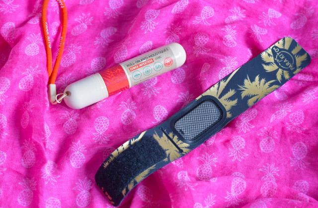 Mon avis sur le bracelet ParaKito sur le blog: est-ce que ça marche contre les moustiques?