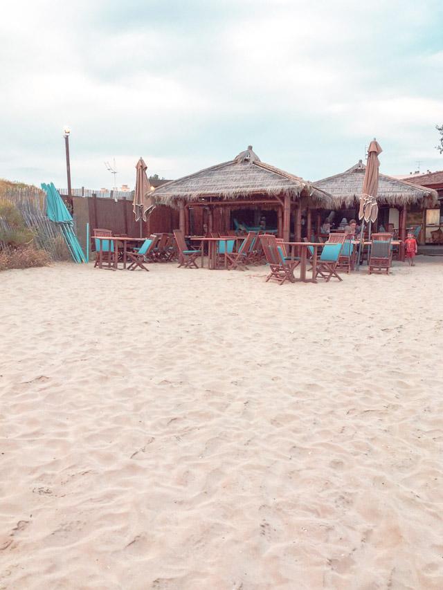 Une paillotte autour de Montpellier: le Bambou Beach au Grau-du-Roi