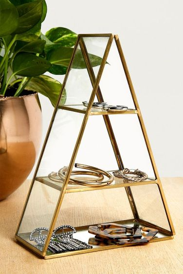 etagere-triangle-cuivre