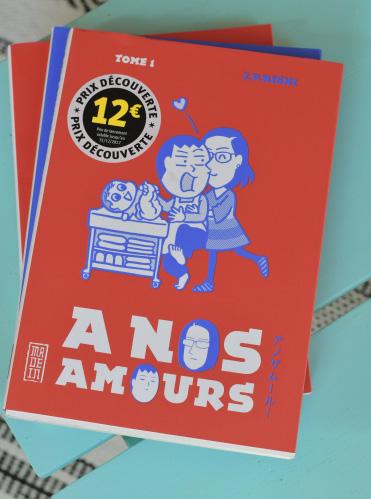 """""""A nos amours"""", un manga hilarant pour mieux comprendre les Japonais"""