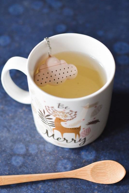 Une tasse de thé et un petit nuage #MyLittleBox