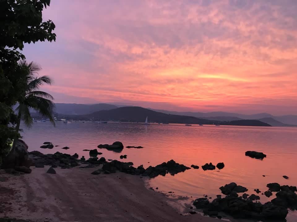Où voir le coucher de soleil sur Koh Samui!