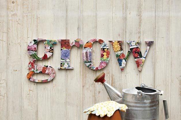 Recycled Garden Ideas Backyard Projects Birds & Blooms
