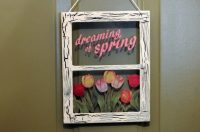 DIY Spring Window Decor | DIY Projects for the Home ...