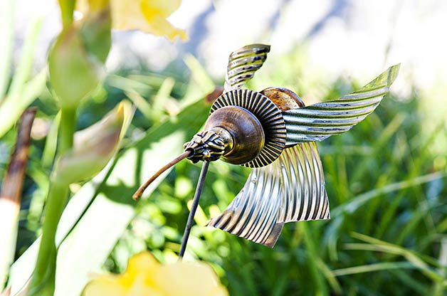 Recycled Garden Ideas Backyard Projects Birds & Blooms