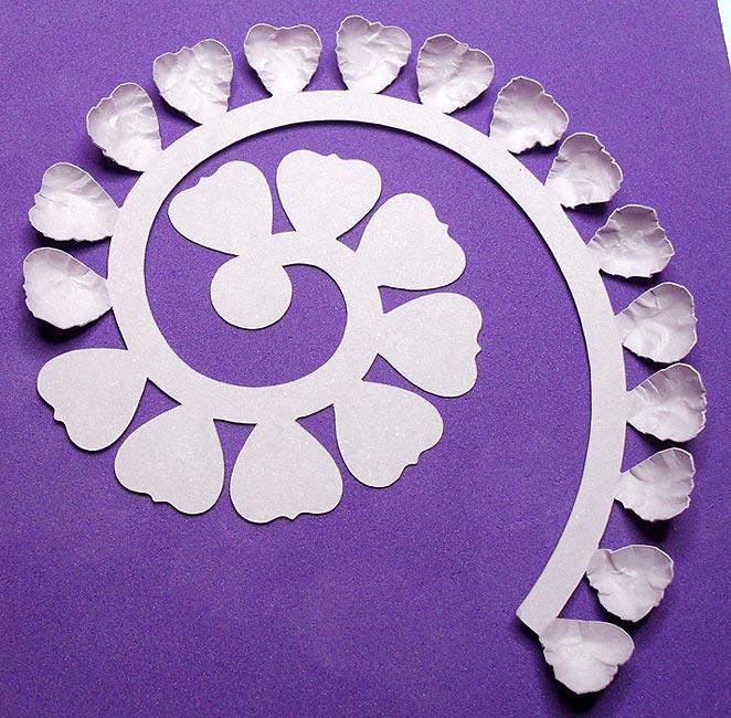 Rolled flower tutorial rolled flower 3i mightylinksfo