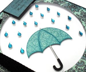 rain or shine umbrella card 2
