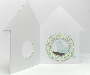 bird house card 2
