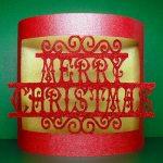 Christmas Bendy Card