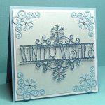 Christmas Corner Card