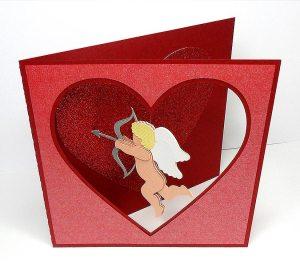 Cupid Suspension Card 7