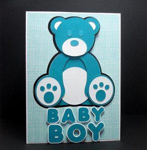 teddy suspension card