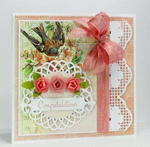 lacey border 2 card