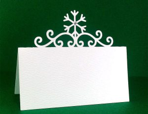 Christmas Placecards 1