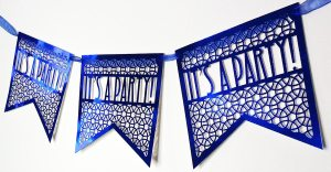 Its a Party Pennants