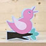 The Bird Card