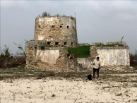 Built to last, Martello Tower (Photo by Jeff Gerbracht)