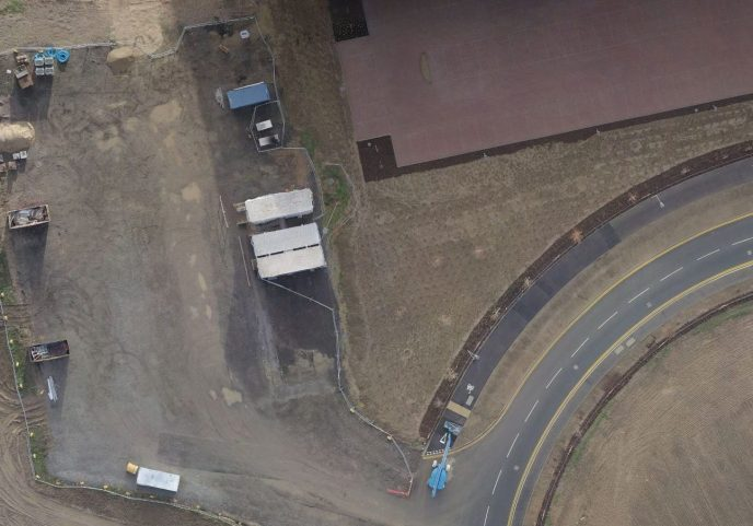 Drone services for construction - Mapping