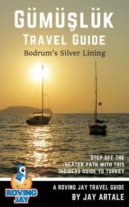 Gumusluk Travel Guide New Cover