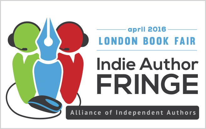 Indie Author Fringe Logo - London Book Fair