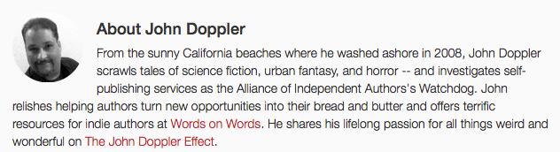 John Doppler Bio