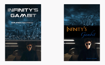 Infinitys Gambit before and after
