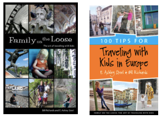 Family on the Loose Books