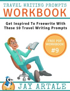 Travel Writing Prompts Workbook PDF 9