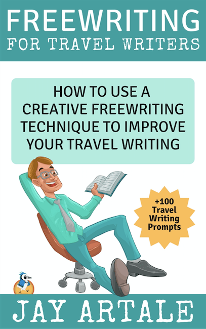 Freewriting for travel writers ebook