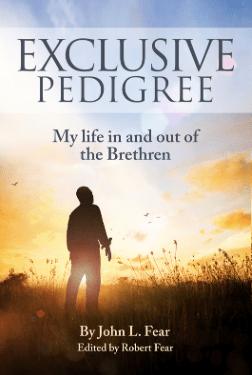 Robert Fear Exclusive Pedigree