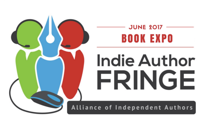 Indie Author Fringe BookExpo 2017