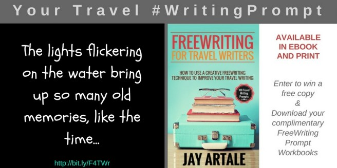 Travel Writing Prompt #1
