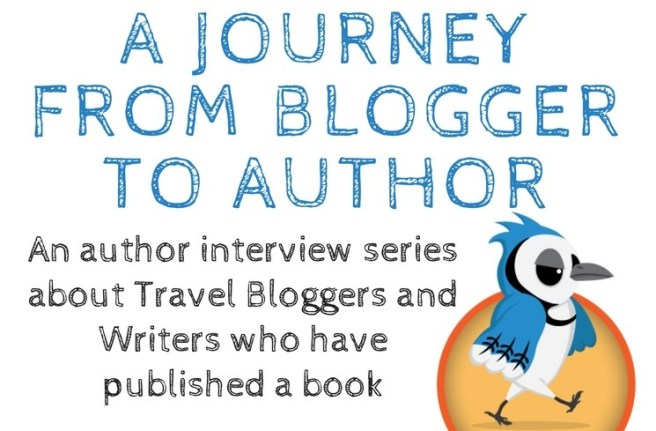 A Journey from Blogger to Author