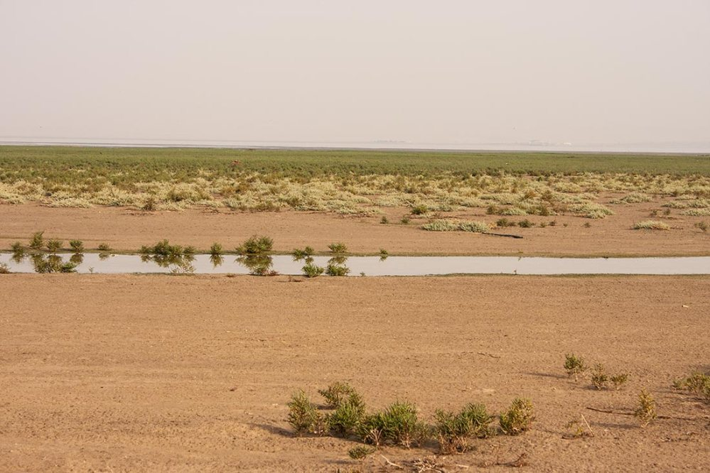 Jahra East Outfall, Kuwait on 2nd July 2009