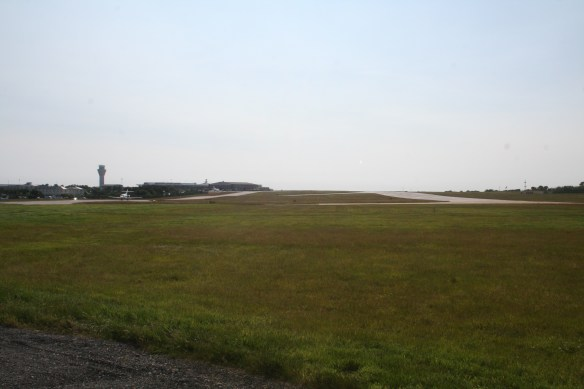 Jersey Airport. June 2013. Photo by Glyn Young