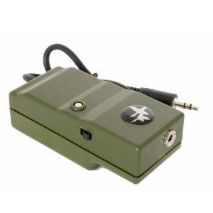 Accessori - Amplifono di Colore Verde Militare