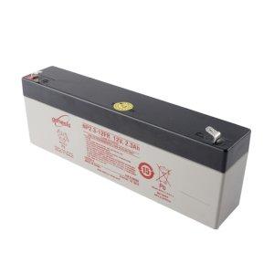 Accessori - Batteria Ricaricabile 12 V 2,3 Ah