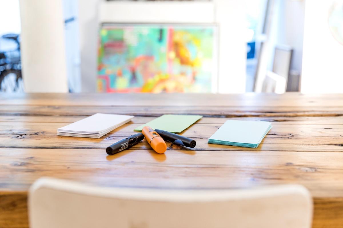 Coaching - Deine individuelle Atelierzeit