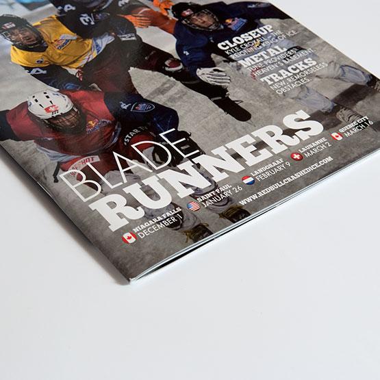 Crashed Ice Magazine 2013