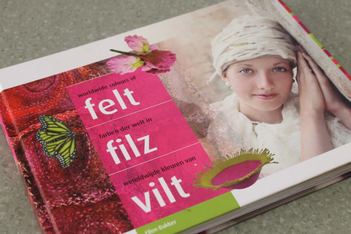 Birgit Moffatts favourite textile books