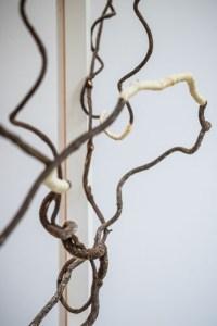 muka and vines by Birgit Moffatt