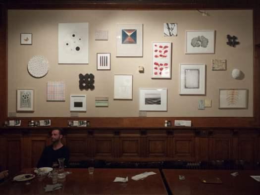 De kunstenaar en zijn collectie, Marian Bijlenga