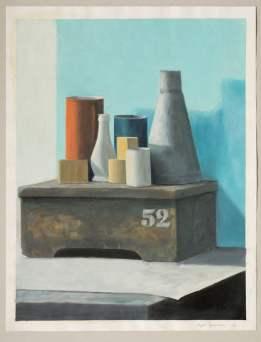 1978, schilderen