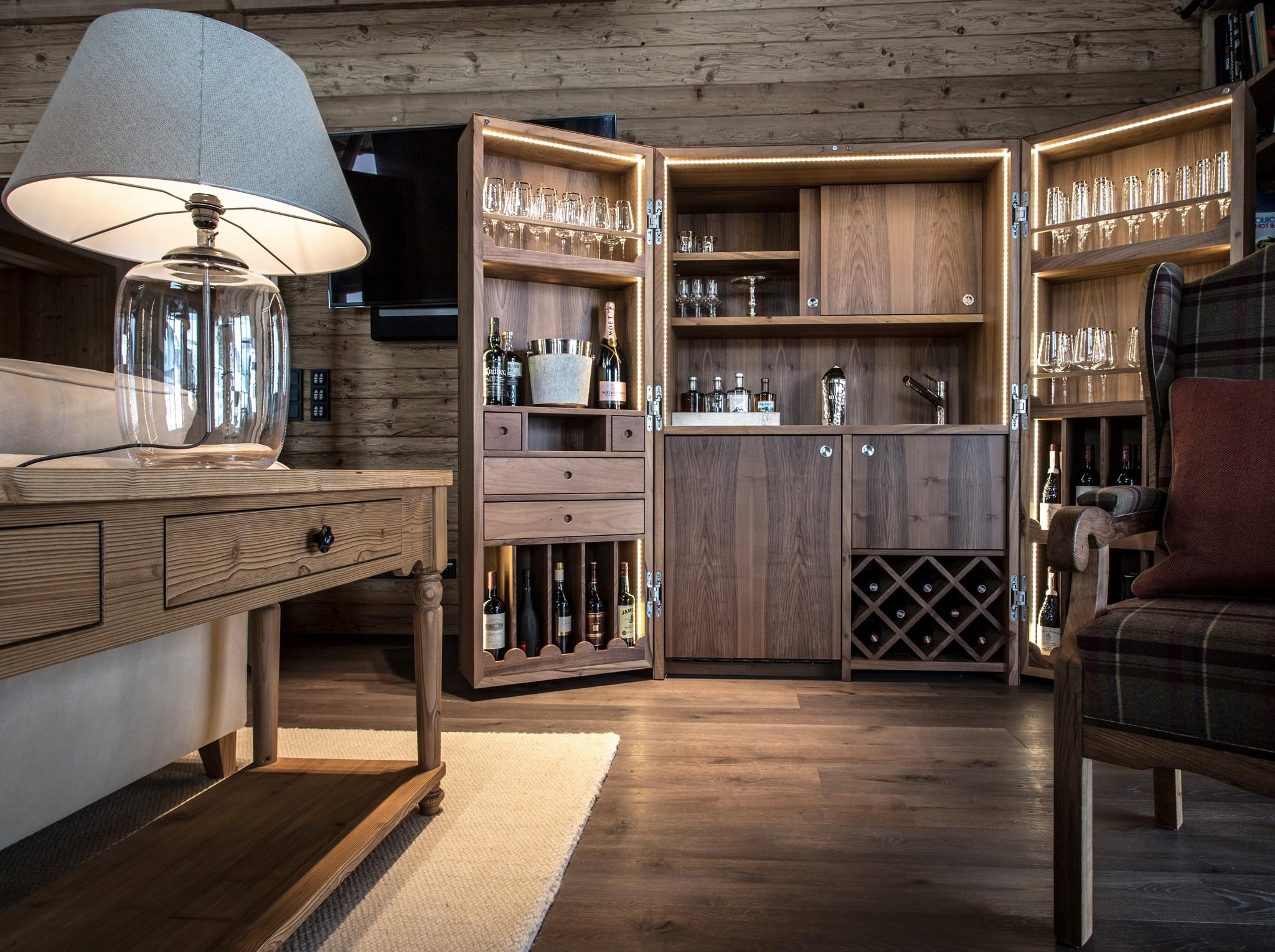 Barschrank  Birgit Weber Architektur  Interior Design
