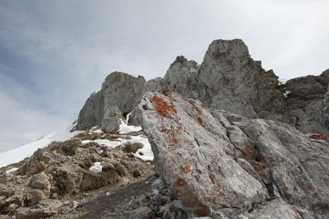 Bild: Auf der Westlichen Karwendelspitze. NIKON D700 mit CARL ZEISS Distagon T* 3,5/18 ZF.2 ¦¦ ISO200 ¦ f/3.5 ¦ 1/500 s ¦ FX 18 mm.