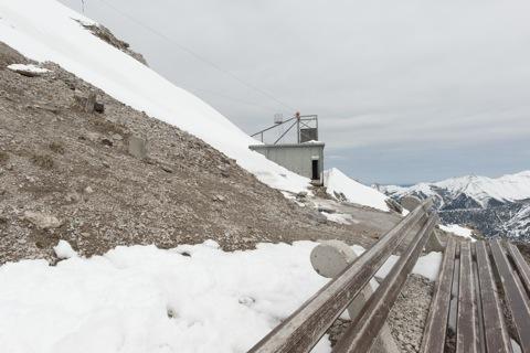 Bild: Am Dammkar an der Westlichen Karwendelspitze. NIKON D700 mit CARL ZEISS Distagon T* 3,5/18 ZF.2 ¦¦ ISO200 ¦ f/16 ¦ 1/400 s ¦ FX 18 mm.