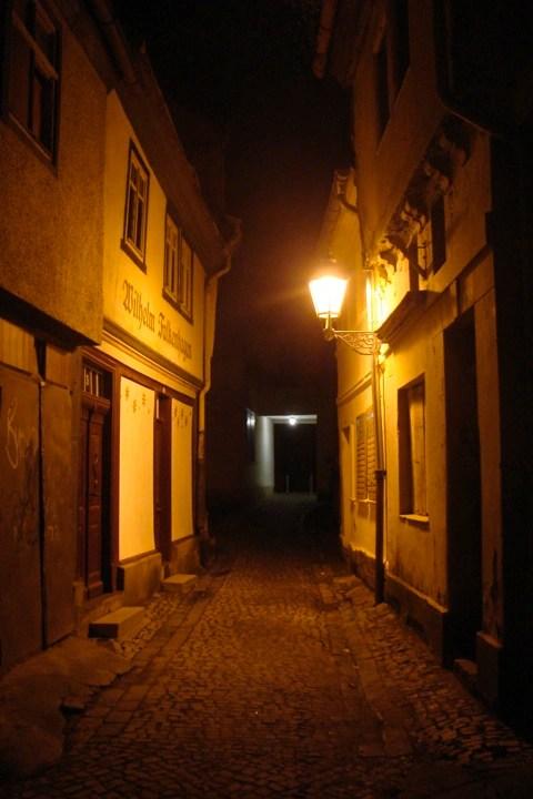 Bild: Immer wieder eines meiner Lieblingsmotive - Der Halken in Aschersleben. SONY DSC-H5.