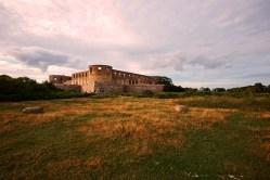Abendstimmung am Schloss Borgholm auf der Insel Öland. NIKON D700 und CARL ZEISS Distagon T* 3.5/18 ZF.2.