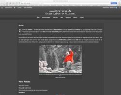 Bild: Meine Website www.birk-ecke.de liegt auf einem 1und1 Virtual Server.